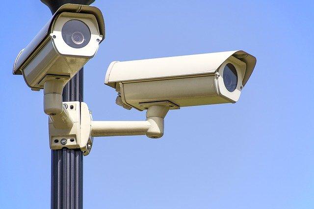 caméra de sureveillance