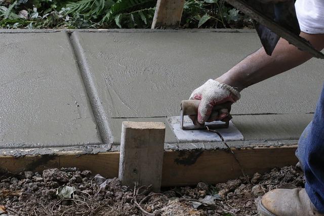 dalle beton